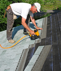 residential roof services
